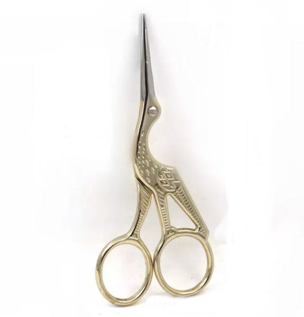 Eyebrow Scissors Gold Imperium Beauty Group