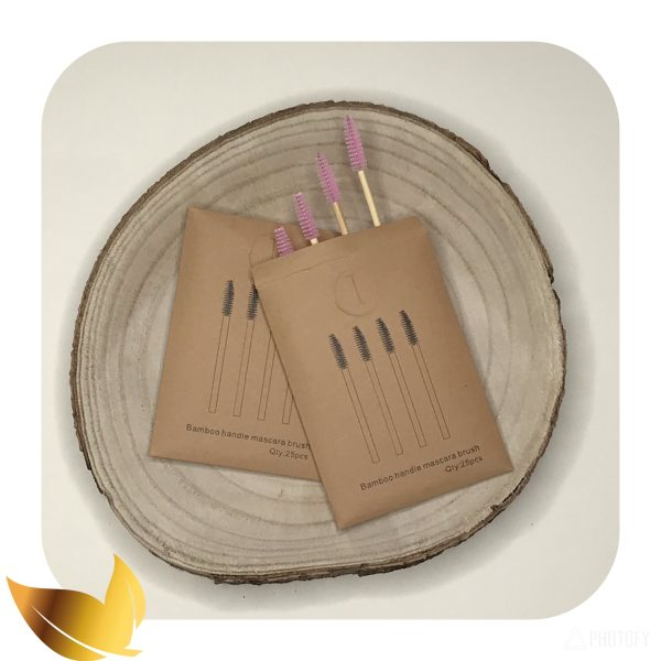 bamboo biodegradable brushes